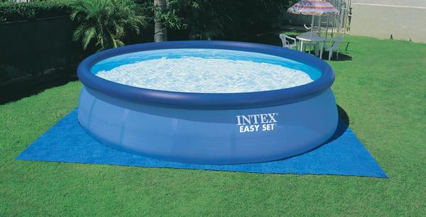 бассейн надувной intex