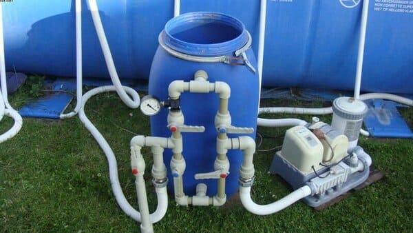 насос для бассейна интекс инструкция