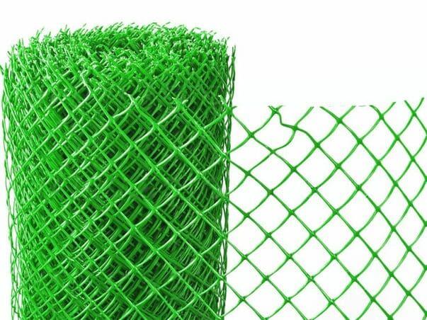 Как Сделать Забор Из Пластиковой (ПВХ) Сетки