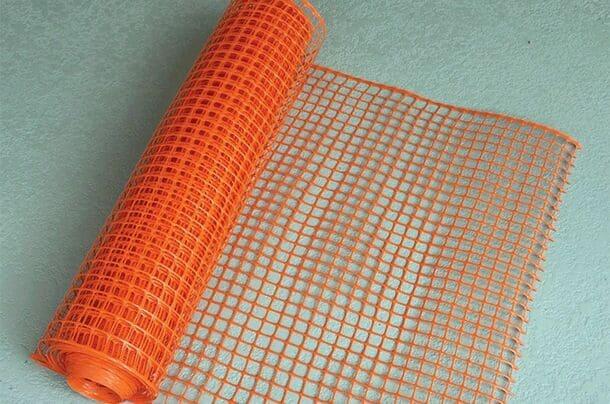 Полимерная Пластиковая ПВХ Сетка Для Забора 1