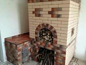 Виды каменных печей для дома, сада и бани: Особенности проектирования + Фото и Видео