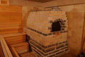 Виды каменных печей для дома, сада и бани