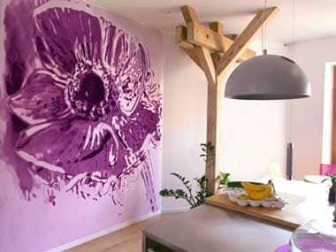 Выбираем обои для стен дома - Идеи для спальни, кухни, прихожая и интерьера + Видео