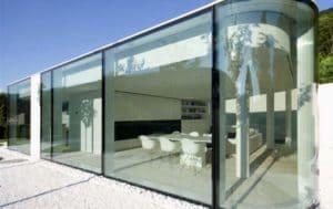 Дом из стекла: проект, особенности - Фото и Обзоры + Видео инструкции