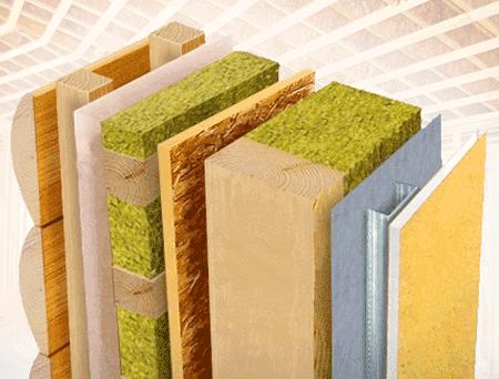 Какая конструкция каркасных стен дома правильная - секреты и минусы: утеплитель и устройств - Обзор + Видео