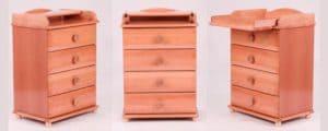 Как выглядит мебель цвета светлого ореха 6