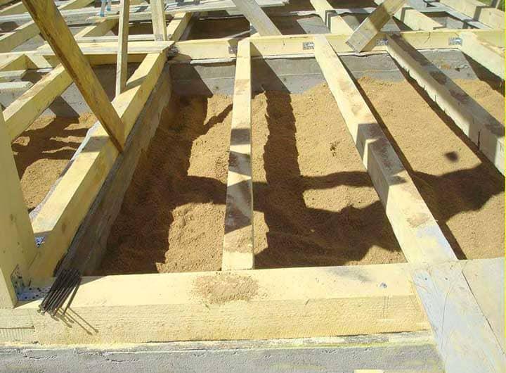 Как заложить фундамент под каркасный дом своими руками - какой лучше