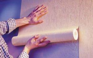 Как поклеить новые обои на старые: Преимущества и недостатки в поклейке на стену - Выбор + Видео