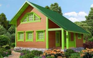 Как построить дом из бруса 100х100 своими руками: Пошагово + Видео