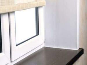 Как правильно выполнить установку откосов на пластиковые окна своими руками - Обзор + Видео