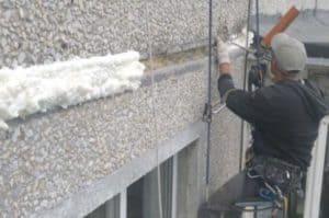 Как ремонтируют швы в панельных домах: Технология и кто должен это делать? Обзор +Видео