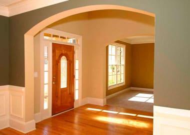 Как сделать Межкомнатные арки в доме своими руками: Пошаговая инструкция + Видео интерьера