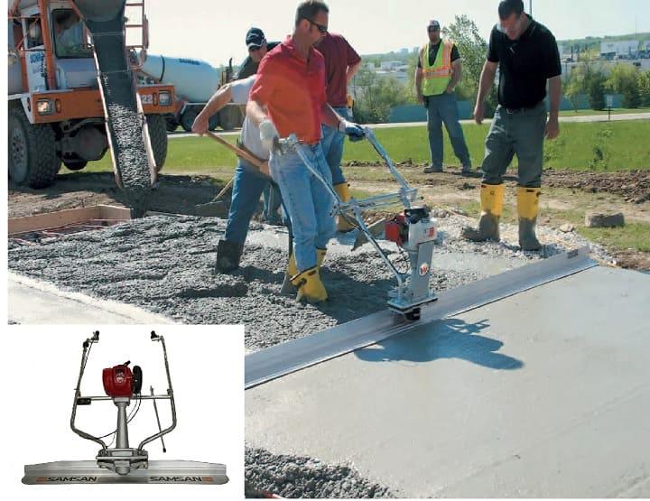 Как сделать виброрейку для бетона своими руками? Пошаговая инструкция + Видео