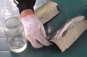 Как сделать клей из пенопласта своими руками из ацетона и бензина? + Фото и Видео