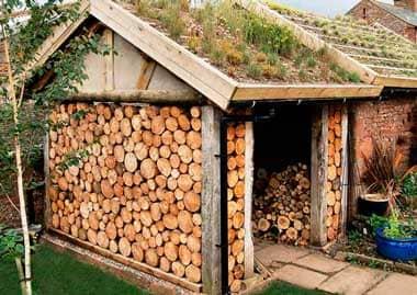 Как сделать навес для дров на даче своими руками: из дерева, металла, поликарбоната — что лучше? Советы, идеи дизайна, Инструкция + Видео