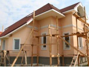 Как сделать фасад дома своими руками дешево и красиво в частном доме: + Фото и Видео