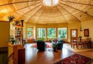 Круглые дома – проекты, Фото и лучшие дизайнерские решения + Видео и Фото