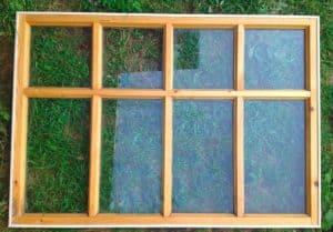 Монтаж оконных рам с нуля своими руками самому из дерева или фанеры: Пошагово + Видео