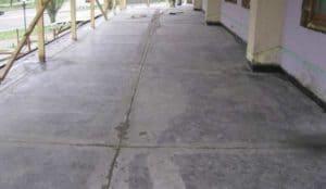 Монтаж уличной керамической плитки 6