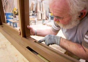 Окно своими руками из дерева: Пошагово в картинках в домашних условиях + Фото и Видео изготовления