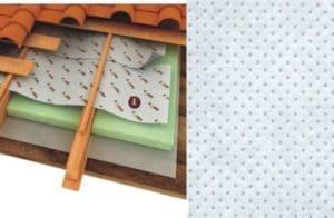 Паропроницаемая мембрана: Правила укладки мембраны – с внутренней или внешней стороны утеплителя + Фото и Видео