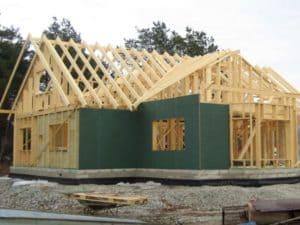 Построить дом с нуля своими руками: что требуется, стоимость, рекомендации + Видео