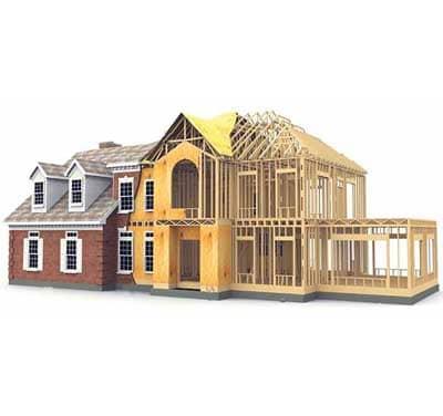 Преимущества и плюсы каркасных домов в строительстве перед: брусовыми, блочными, кирпичными - Обзор + Видео