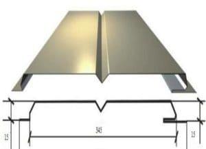 Размеры металлосайдинга и его виды: длина - ширина и Как выбрать? + Фото и Видео