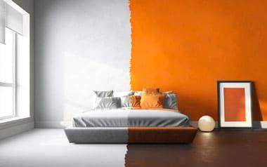 Сколько Расходуется водоэмульсионная краска на 1 м2 стены за 2 раза или в один слой: Советы + Видео