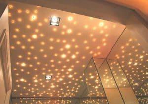Софиты под натяжной потолок – как выбирать