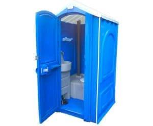 Строительство деревенского туалета своими руками 9