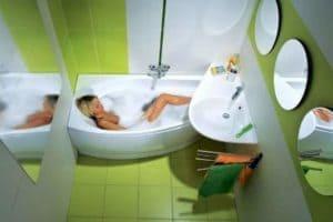 Ремонт в ванной комнате и туалете своими руками: Пошаговая инструкция