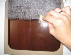 Как сделать стекло матовым своими руками: Пошаговая инструкция +Фото и