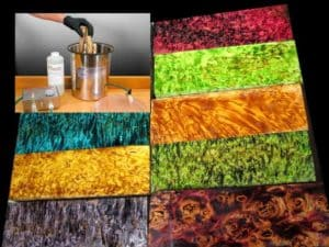 Идеальные способы стабилизации древесины в домашних условиях и не только