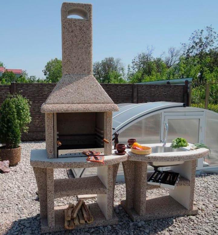 Виды каменных печей для дома, сада и бани: Особенности проектирования