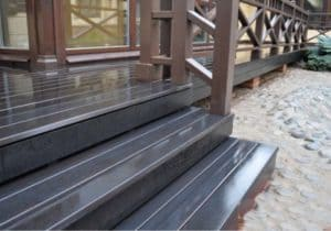 Как построить деревянную лестницу на террасу своими руками для деревянного