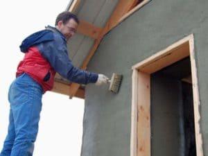 Как сделать фасад дома своими руками дешево и красиво в