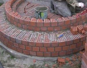 Как сделать круглое крыльцо своими руками у частного дома: Конструкция