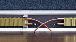 Тёплый плинтус: Бюджетную систему отопления своими руками сможет сделать каждый-