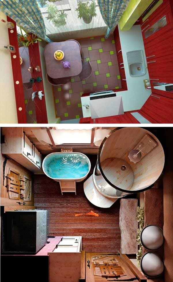 Какие идеи по лучшей планировке комнат в частном доме- Обзор-