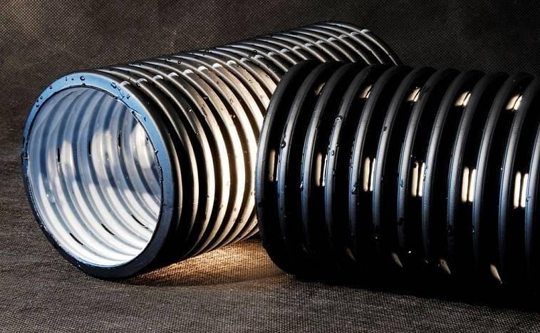 Особенности и характеристики дренажных труб