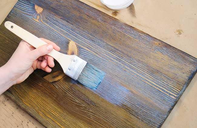 Искуственное состаривание дерева своими руками? Способы старения древесины- Советы +Видео