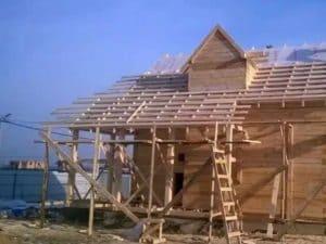 Строительство дома из бруса своими руками: Пошаговая инструкция +Видео