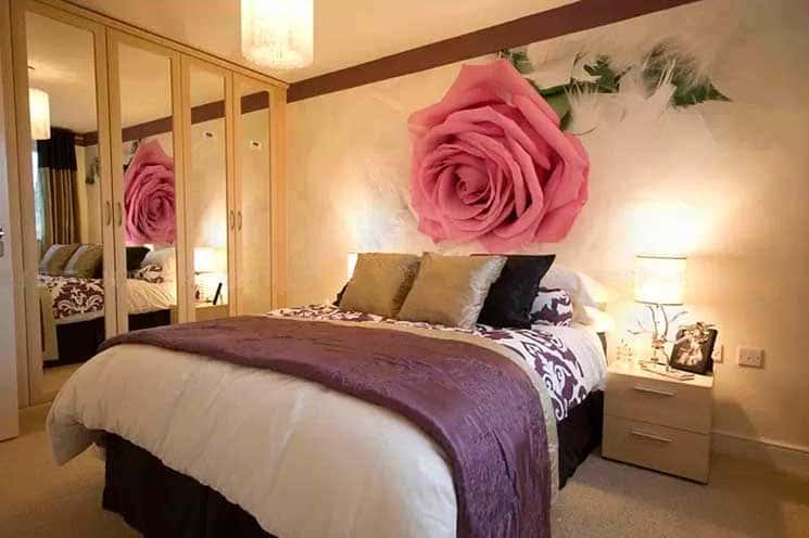 Выбираем обои для стен дома- Идеи для спальни, кухни, прихожая
