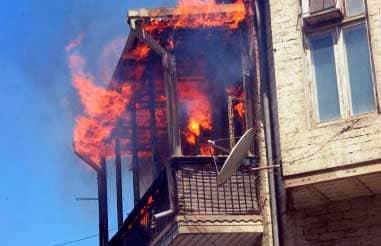 Пожарная безопасность дома для родителей и их детей: необходимо знать-