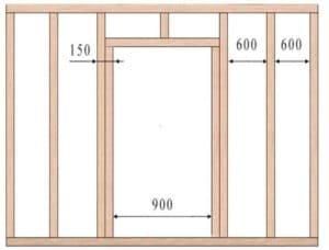 Установка двери в гипсокартонную перегородку своими руками- Инструкция +Видео
