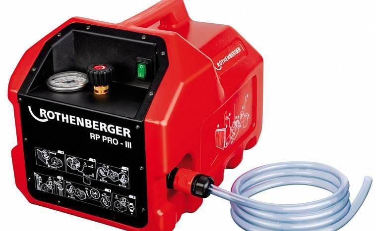 Электрический вариант компрессора