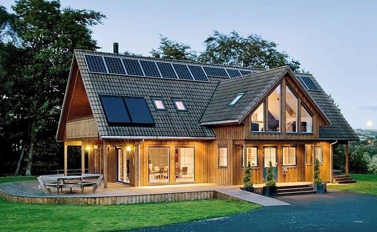 Проект с солнечными батареями