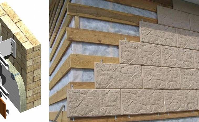 Фасадный сайдинг для наружной отделки дома