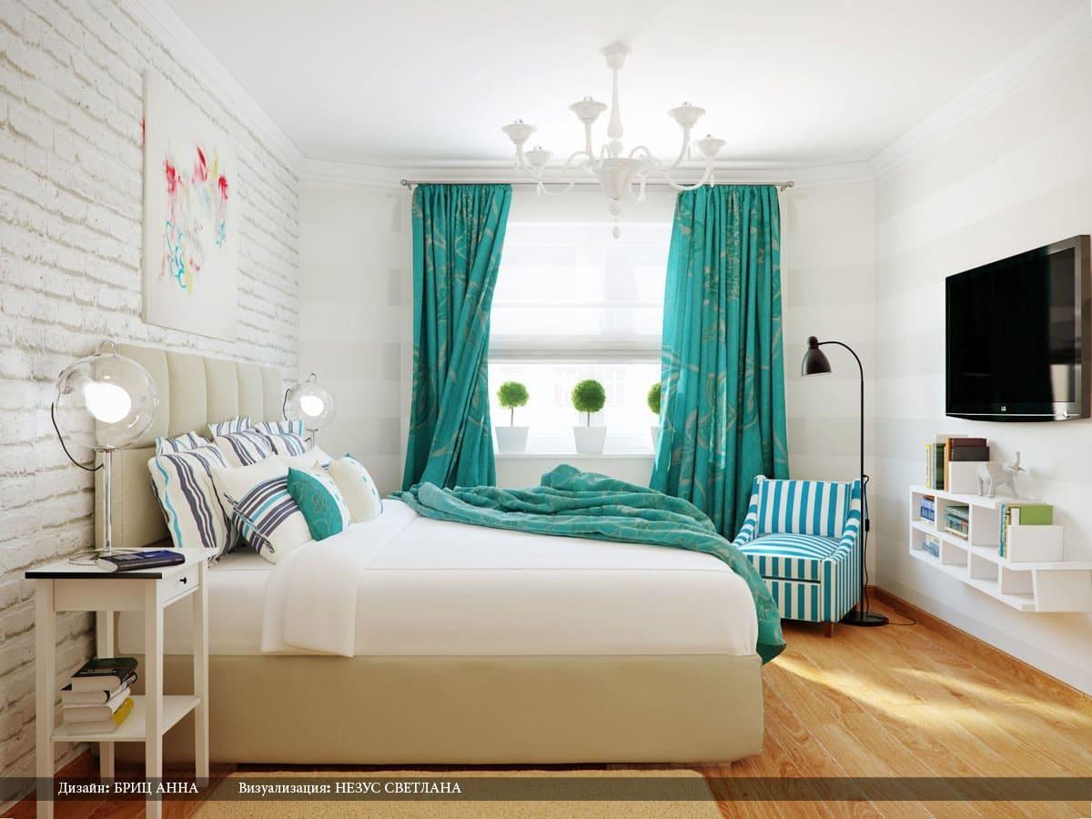 Дизайн спальни: современные идеи